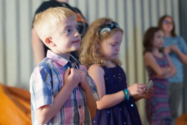 Ministries - Kids